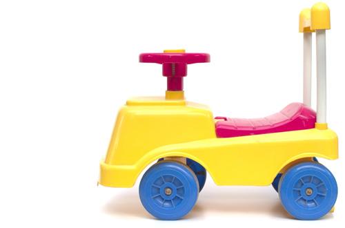 La seguridad de los niños cuando viajan en automóvil