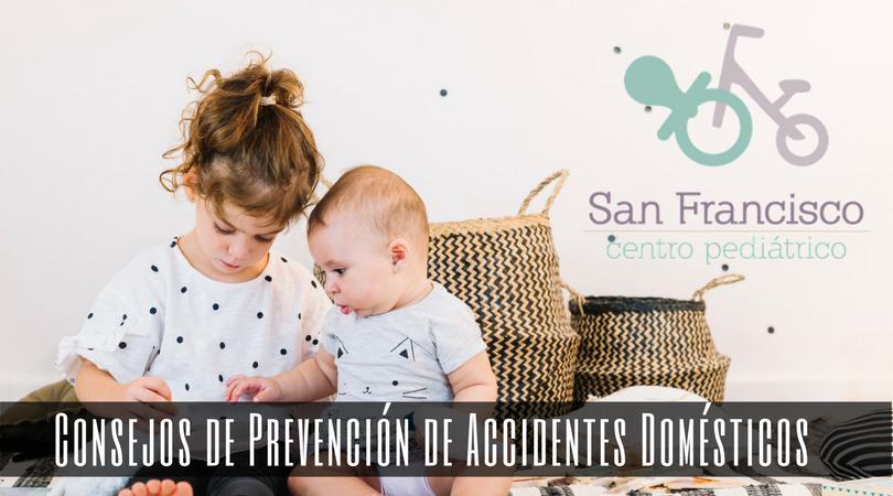 Consejos de Prevención de Accidentes Domésticos para Niños