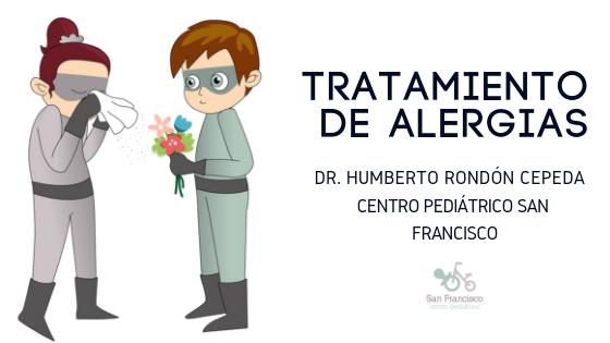 TRATAMOS LAS ALERGIAS – Dr. Humberto Rondón Cepeda